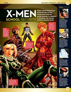 First appearance Wolverine And the X-Men, Vol. 1 (December 2011).