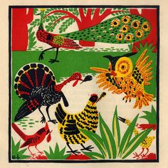 Vertelsels Uit Mayab, illustrated by Elisabeth Ivanovsky.