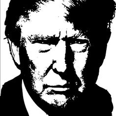 Donald John Trump Canvas Wall Art