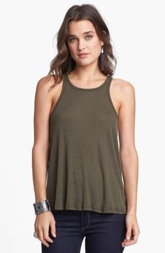 This tank top is perfect for layering under a sweater or denim jacket!! Long Beach tank   Perfect for layering   Fall   Spring   Summer   Women's tanks   tank top   women's shirts   casual wear   pair with cardigan   wear with jacket or sweater   Add a scarf   affiliate