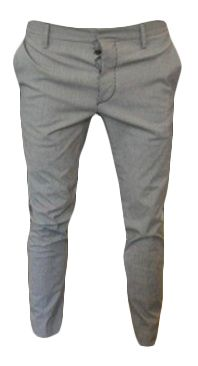 DSquared - Abbigliamento - Pantaloni - S74KA0568S413371 (234,00€) #dsquared #pants #summer #collection #cotton #grey #fashion #cool