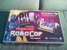 #Robocop. il gioco in scatola.