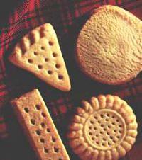 Scottish Recipes: Balmoral Shortbread