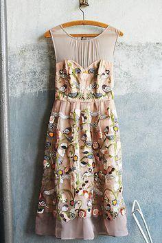 THIS DRESS!! // Novelette Dress #AnthroFave