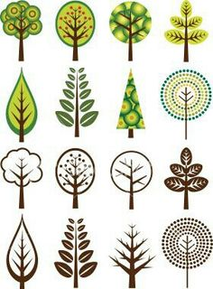 Trees to draw
