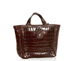 """Crocodile Handbag """"Parigi"""" Crocodile Handbags, My Collection"""