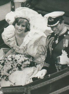 .July 29, 1981: Lady Diana Spencer marries Prince Charles at St. Paul's Cathedral in London.