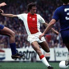 Johan Cruyff with Ajax