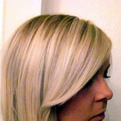 hair by Megan Mikita: HOW TO: The Perfect Side Swept Bang