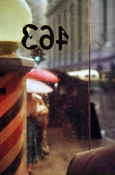 463, 1956 by Saul Leiter
