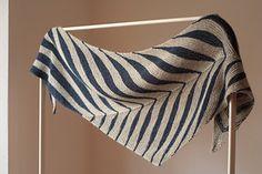 Ravelry: Mrs Watson shawl pattern by Martina Behm Knit Cowl, Knitted Shawls, Crochet Shawl, Knit Crochet, Knitting Stitches, Hand Knitting, Knitting Patterns, Shawl Patterns, Knitting Accessories