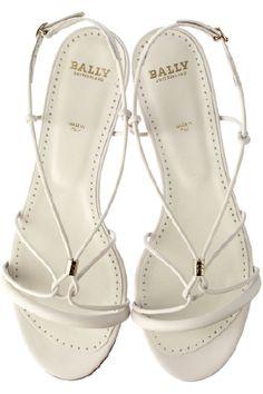 BALLY SANDALS http://pinterest.com/nfordzho/shoes-flats/