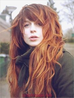 Are you looking for ginger hair color styles? See our collection full of ginger hair color styles and get inspired! Ginger Hair Color, Red Hair Color, Color Red, Copper Balayage, Balayage Hair, Shades Of Red Hair, Orange Shades, Color Shades, Beautiful Red Hair