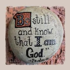 ~With the gift theme herebut a minister or a spiritual mentor like a Sunday School teacher could appreciate one of these as a remembrance and keepsake Cute idea Pebble Painting, Pebble Art, Stone Painting, Diy Painting, Stone Crafts, Rock Crafts, Prayer Rocks, Inspirational Rocks, Hand Painted Rocks