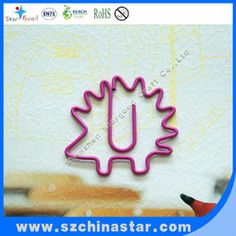 Perfect In Workmanship Promotion Hedgehog Shape Paper Clip - Buy Promotion Hedgehog Shape Paper Clip,Shape Paper Clips Product on Alibaba.co...