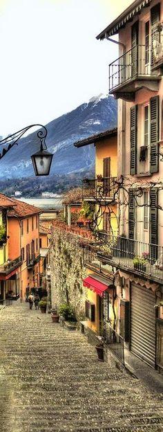 Lake Como, Italy #visitingitaly