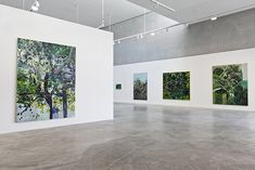 Hurvin Anderson: Backdrop September 11–December 27, 2015 British artist Hurvin Anderson is best known for evocative paintings that engage with charged social histories and shifting notions of cultu…
