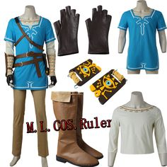Breath Of The Wild Link Outfit Gallery Breath Of The Wild Link Outfit. Here is Breath Of The Wild Link Outfit Gallery for you. Breath Of The Wild Link Outfit zelda breath of the wild link The Legend Of Zelda, Legend Of Zelda Costume, Legend Of Zelda Breath, Link Cosplay, Cosplay Diy, Halloween Cosplay, Game Costumes, Cosplay Costumes, Carnival Outfits