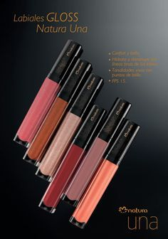 #Natura Una, presenta una línea de #maquillaje premium y sofisticada que despierta el placer por los sentidos.