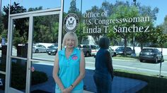 Carole Levers Syria Educate Congress letter drop to Royce, Rohrabacher and Linda Sanchez offices (CA)
