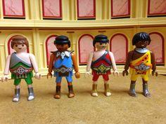 Playmobil.Figur   Figuren Römer Gladiatoren