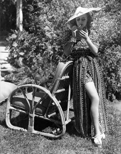 Bette Davis - Repinned by Tiffany Says Hop Into My DeLorean (1).