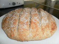 Ecstatic Eating: Lorraine Pascale's Doris Grant Loaf