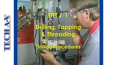 DRILLING TAPPING & THREADING Pedestal Drill, Self Assessment, Threading, Tech, Youtube, Technology