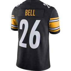 f4a4b4698 Le Veon Bell  26 Men s Nike Limited Home Jersey. Steelers GearPittsburgh ...