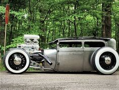 All Motor, Rat Rod