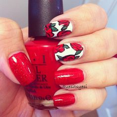 Instagram photo by yesitsyesi #nail #nails #nailart