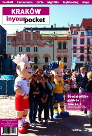 Krakow In Your Pocket Euro 2012 Fan Guide