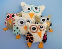sweet owls .. tutorial