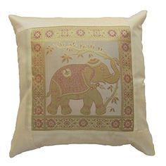 by soljo - Thai Silk *** creme *** éléphant motif housse ... https://www.amazon.fr/dp/B00QZXRN74/ref=cm_sw_r_pi_dp_zl-zxbAGT98HS
