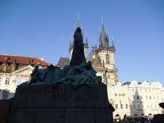 Old square in Prague