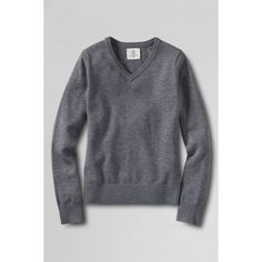 Lands' End Men's Performance Fine Gauge V-neck Sweater (165 BRL) ❤ liked on Polyvore featuring men's fashion, men's clothing, men's sweaters, pewter heather, mens sweaters, mens v neck sweater, mens long sweater, mens cardigan sweater and mens long sleeve v neck sweater