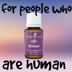 Young Living Release Essential Oil Blend