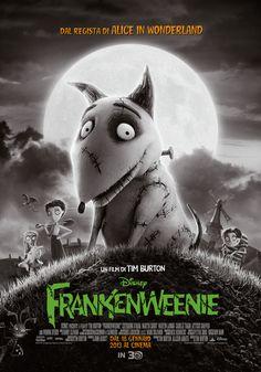 Frankenweenie by Tim Burton http://www.simplyhavefun.com/Uscire/Cinema/Frankenweenie-752