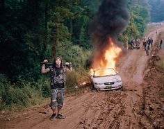 Photographing rural Ohio's anarchist skateboarding community | VICE United States