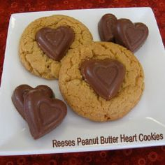Blog post at The PinterTest Kitchen : Do you need a sweet treat for Valentine's Day for your sweetheart? Instead of the traditional heart boxes of chocolate candy, bake some cook[..]