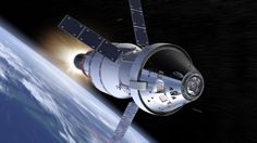 Engineers developing Orion's thermal protection system have been improving the spacecraft's heat shield design and manufacturing process since the vehicle successfully traveled to space for the first time last year in Dec 2014.  Credit: NASA