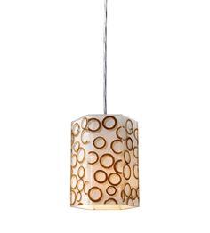 bamboo ring pendant light asian pendant lighting