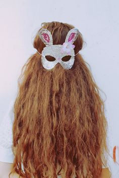 bunny mask cousin it