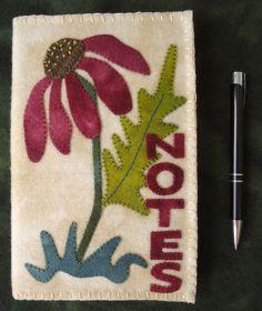Wool Applique pattern ~Karen Poetzinger