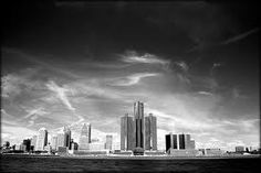 Detroit... kind of looks like Gotham City in this pic