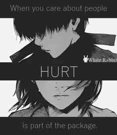 Tokyo Ghoul. #anime #animequotes #quotes