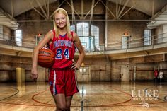 senior photography basketball | Basketball Senior Picture Ideas She plays basketball almost