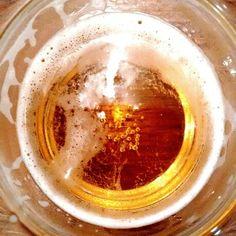 Um mergulho no copo. Simples assim!