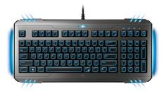 Another possibility: the Razer Marauder Starcraft II gaming keyboard, though they are going for over US$300 on Amazon.