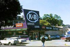 K&B Drug Store, New Orleans, Louisiana, 1972